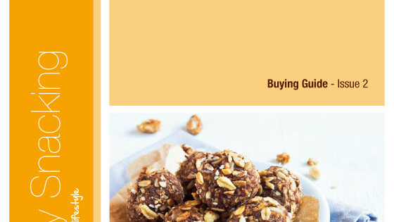 Helathy Snacking Buying Guide Issue 2 by Tree of Life