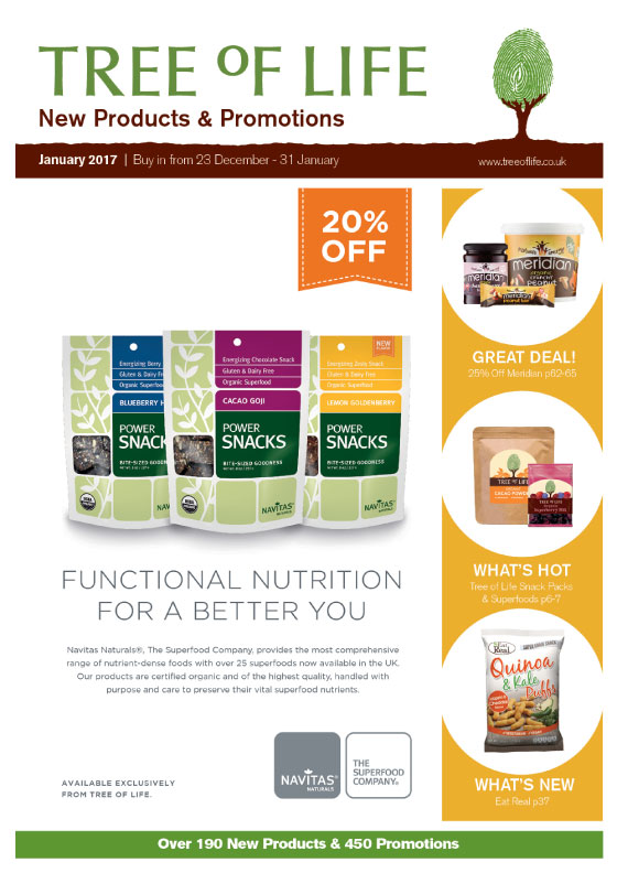 New Products and Promotions January 2016