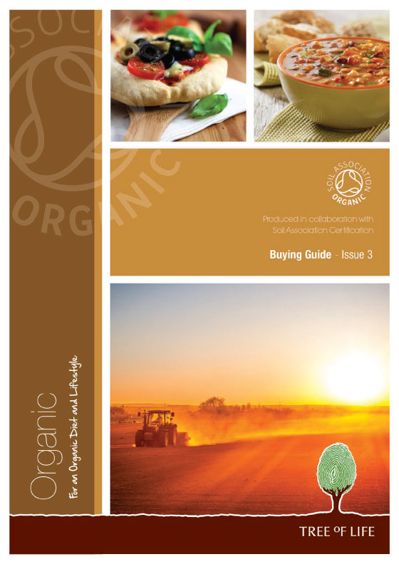 Organic Buying Guide - Tree of Life