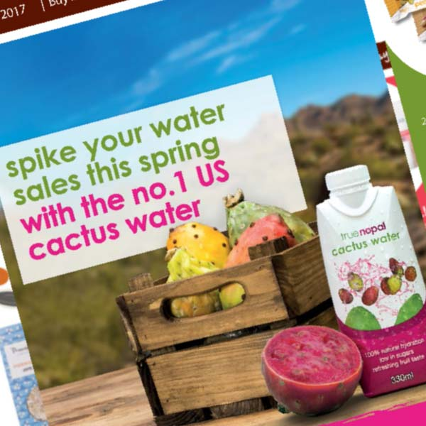 Spike your Water Sales - Products & Promotions - Tree of Life